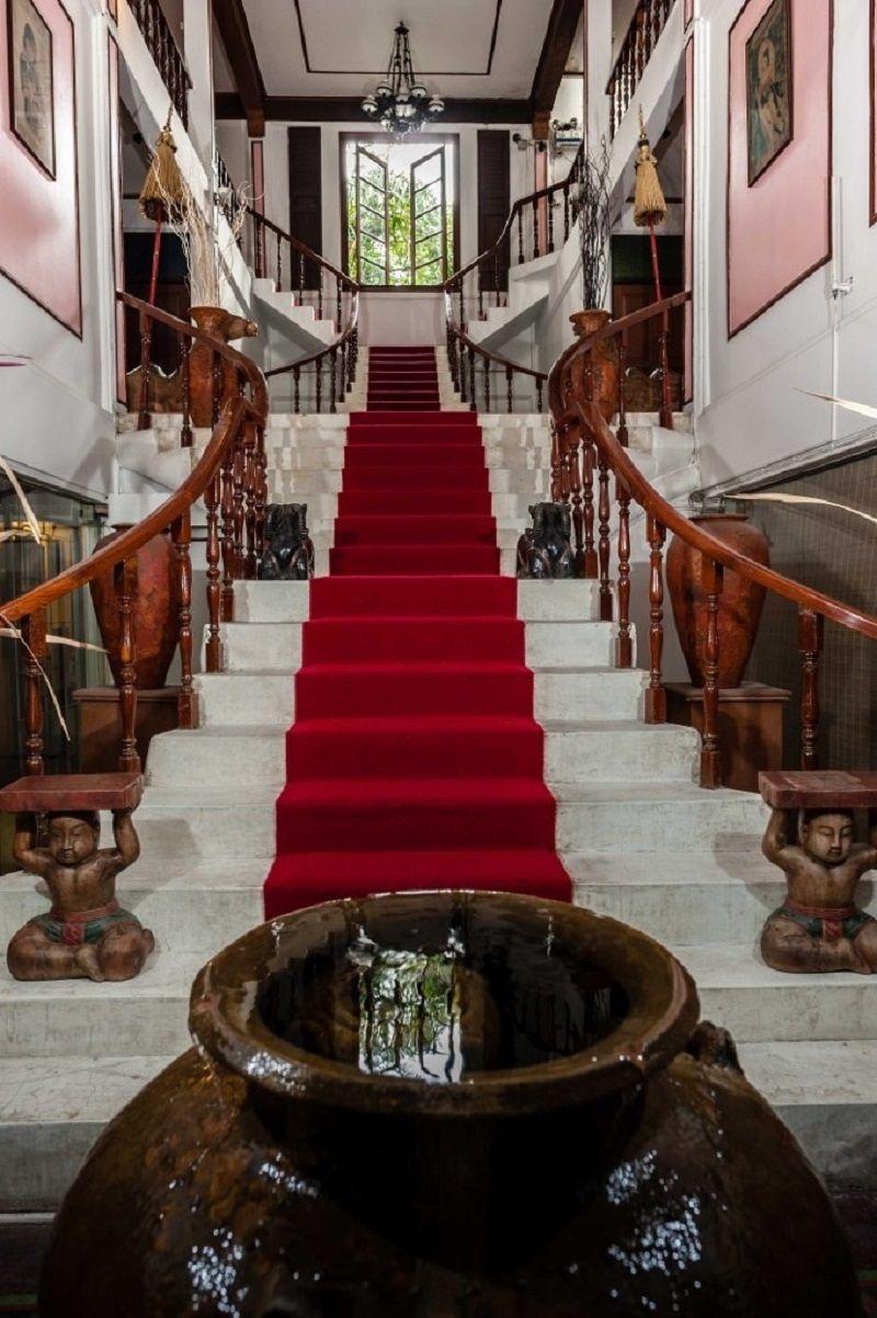ここ本当にバンコク?大正ロマン香る洋館「ハウスバイザポンド」でちょっと変わった滞在を!