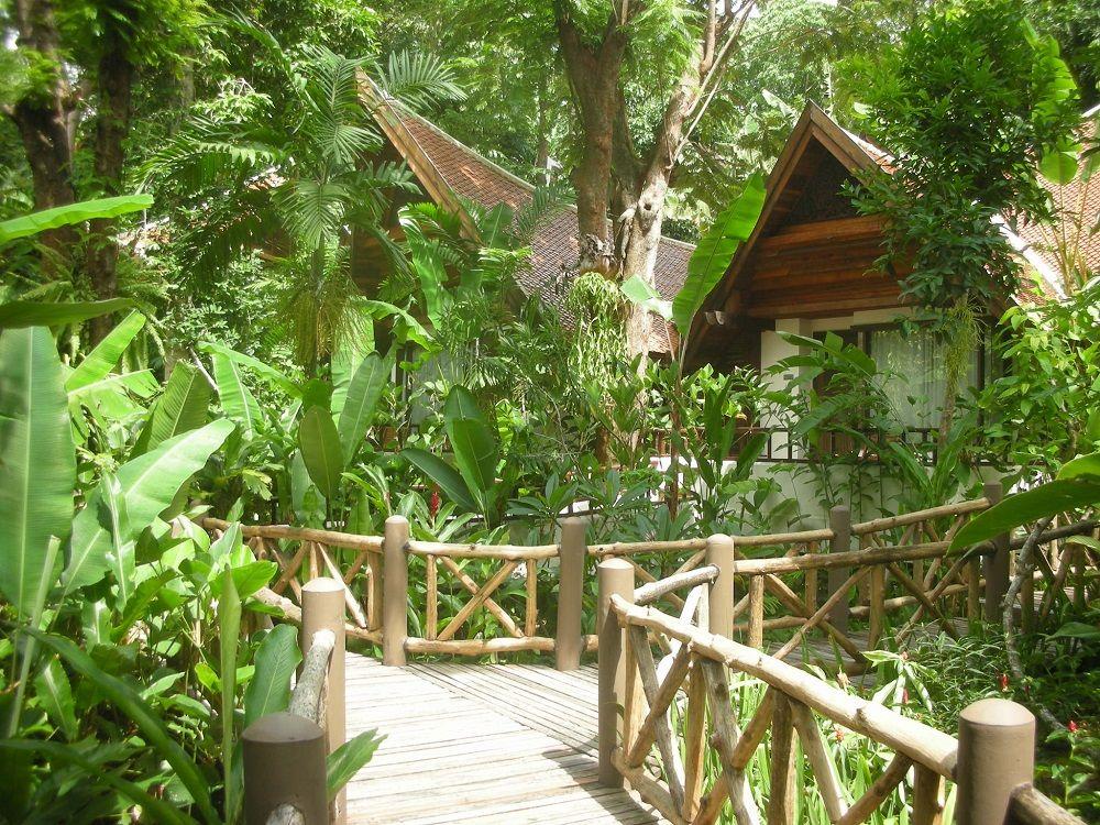 マリーナプーケットリゾートは全室ヴィラタイプ!ジャングルに住む醍醐味を楽しんで!