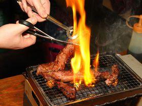 日本最大級の肉のテーマパーク「渋谷肉横丁」の超人気5店を食べ歩き!