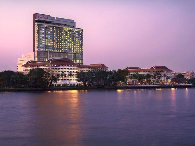 2016年誕生!バンコク最新ホテル「アヴァニリバーサイドバンコク」