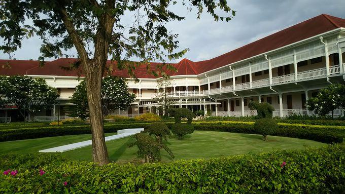 タイで唯一王様が作った宮殿ホテル「センタラグランドビーチリゾート&ヴィラズ ホアヒン」