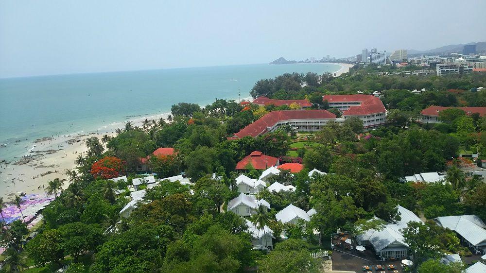 タイ人が憧れるロイヤルリゾート・ホアヒン