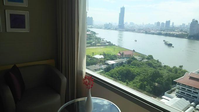 リバーサイドホテル最強の絶景ホテル!アヴァニリバーサイドバンコク