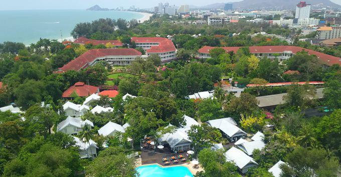 タイで唯一王様が作ったタイ最古のリゾートホテル「センタラグランドビーチリゾート」