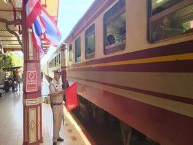 世界の車窓からにも登場!タイで最も美しいホアヒン駅