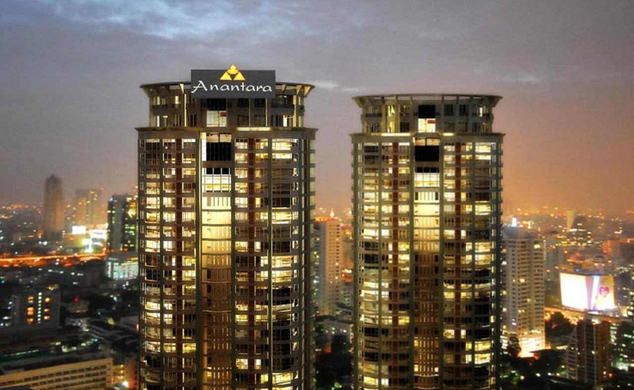 「アナンタラ」ブランドの高層ホテル「アナンタラサトーン」のルーフトップバー
