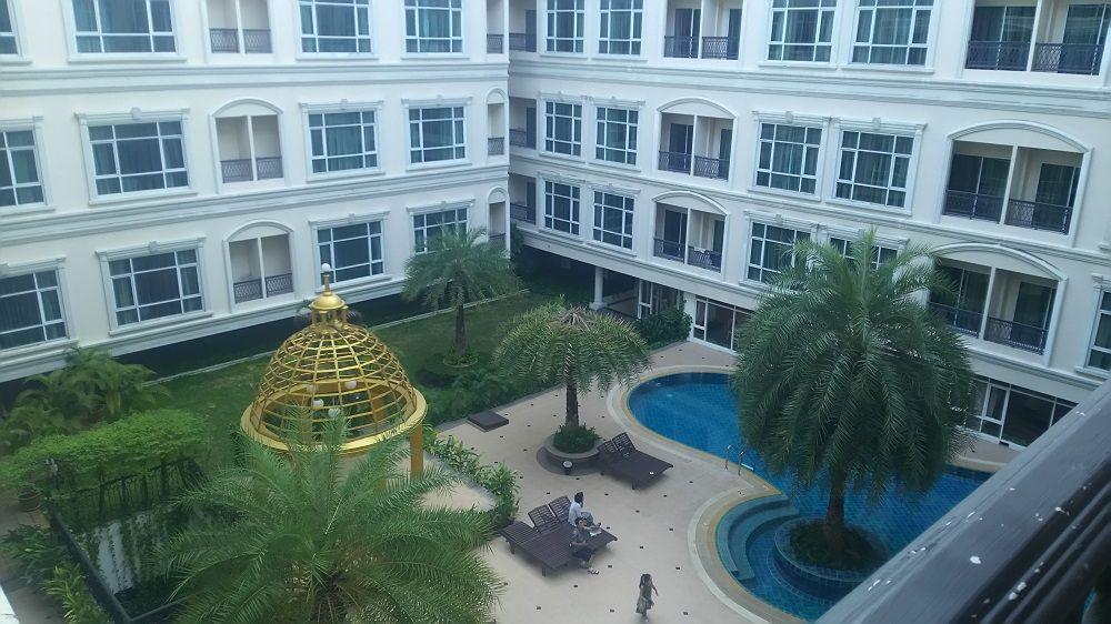 激安!バンコクのホテル「ホープランドエクゼクティブレジデンス」は2000円以下