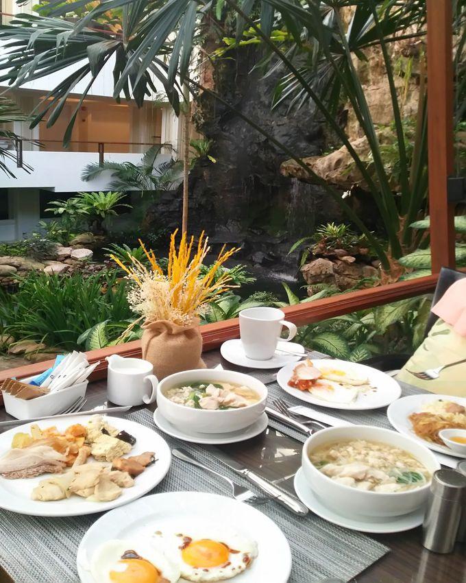 パタヤ最高峰の中華レストラン「ザ・ピーク」がクラブフロア専用の朝食レストランに変身!