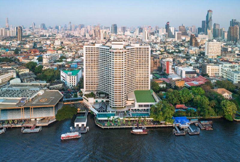 バンコク・リバーサイドの魅力をあますことなく楽しめるホテル
