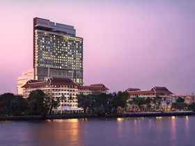 絶景すぎ!バンコク最新リバーサイドホテル「アヴァニリバーサイド」