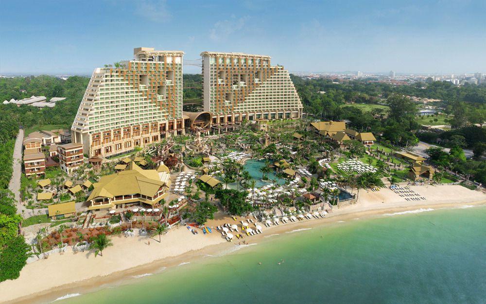 タイのジュラシックパーク!パタヤ・センタラグランドミラージュビーチリゾートで遊びまくれ!