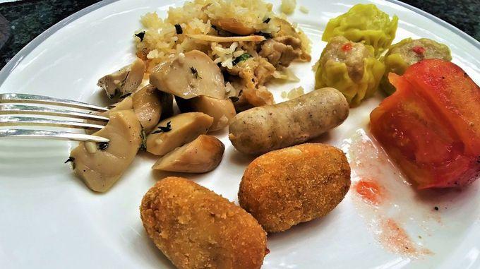 旧イギリス領事館でいただくアナンタラチェンマイの朝食