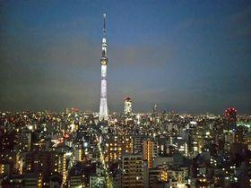 """東京スカイツリーのクリスマスイルミネーション!""""世界一高いクリスマスツリー""""にうっとり"""