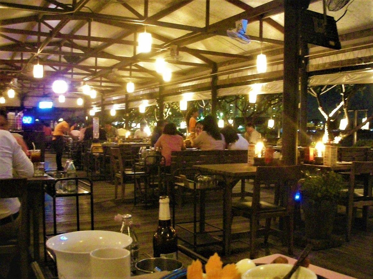 バンコクおすすめ絶景リバーサイドレストラン