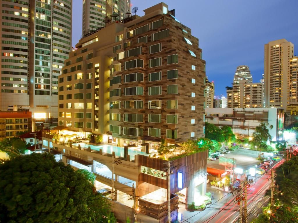 安い!バンコク優秀ホテル「ゴールデンチューリップマンディソン」