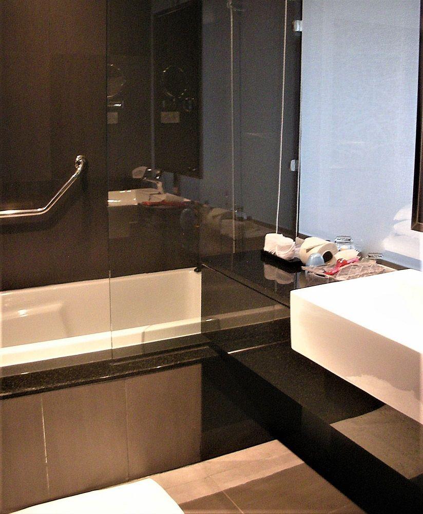 高級ホテル顔負けの客室が安いバンコクのホテル