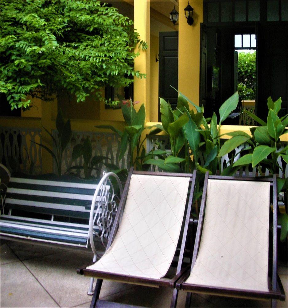 バンコクのインスタ映えホテル「バーンプラノンB&B」