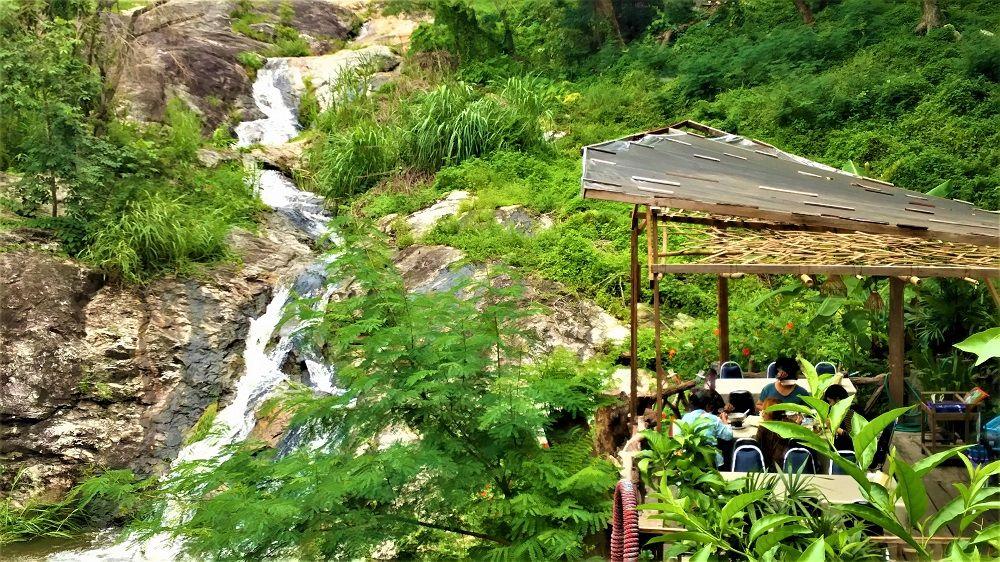 まさに絶景!チェンマイの山奥に広がるネイチャーレストラン
