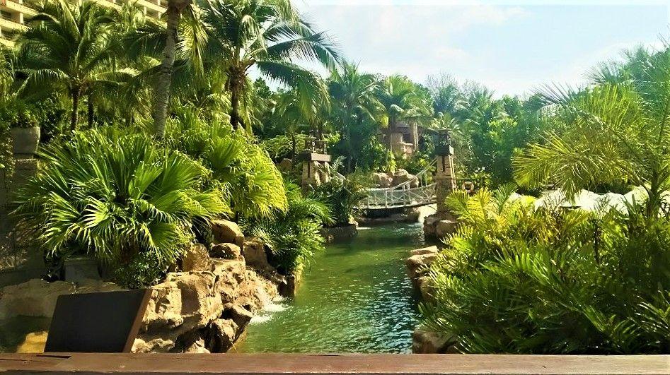 タイのジュラシックパーク!センタラグランドミラージュビーチリゾート