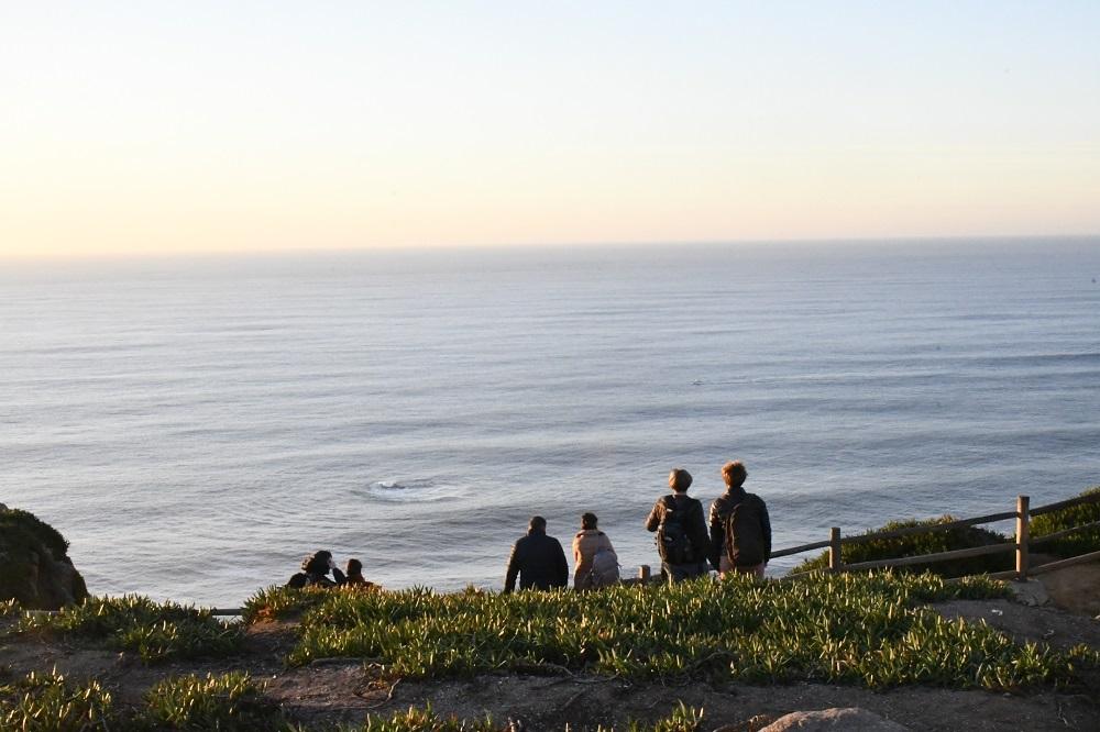 ロカ岬は地の果てであり海の始まり