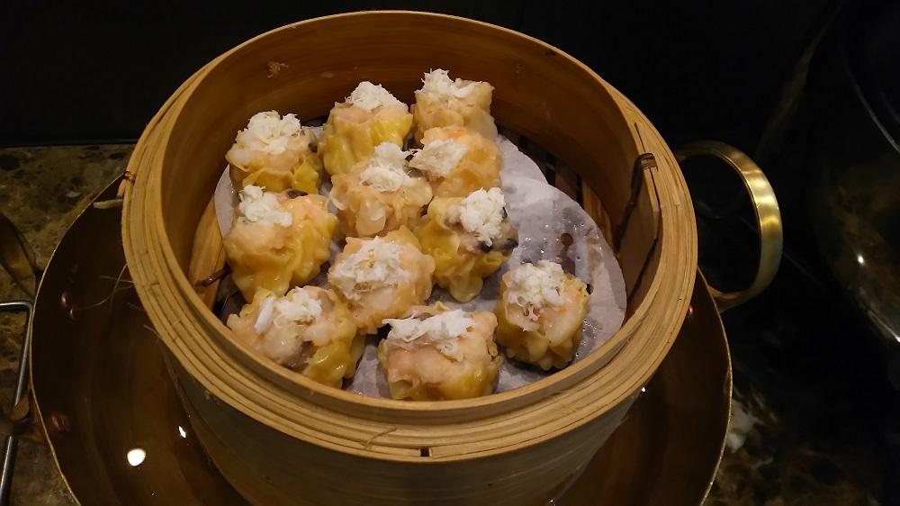 バンコク随一の名中華レストランの味がいただけるカクテルタイム