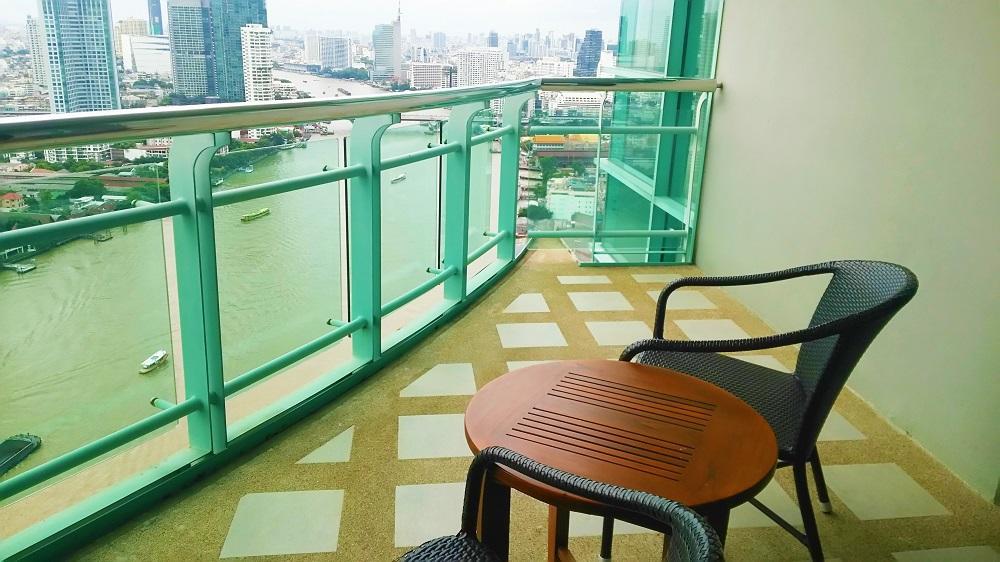 リーズナブルなバンコクの5つ星リバーサイドホテル