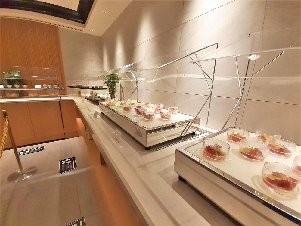 横浜ロイヤルパークホテル・クラブラウンジのカクテルタイム