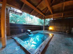 伊豆高原「花吹雪」7つの無料貸切風呂で美肌の温泉を独り占め
