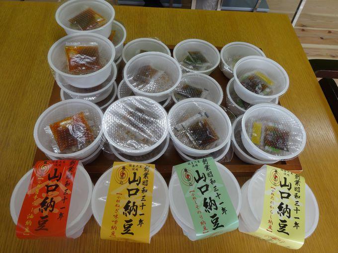 関西人は納豆が苦手・・は過去の話。大阪でも納豆パワー全開!