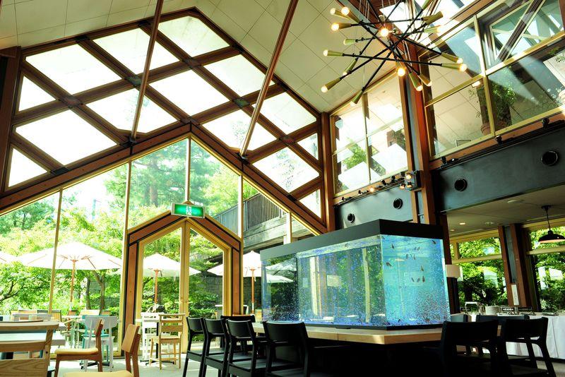 緑豊かなロケーションで京野菜を気軽に楽しめる!「京野菜レストラン梅小路公園」