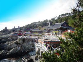 一つだけ願いを叶えてくれるパワースポット!釜山「海東龍宮寺」