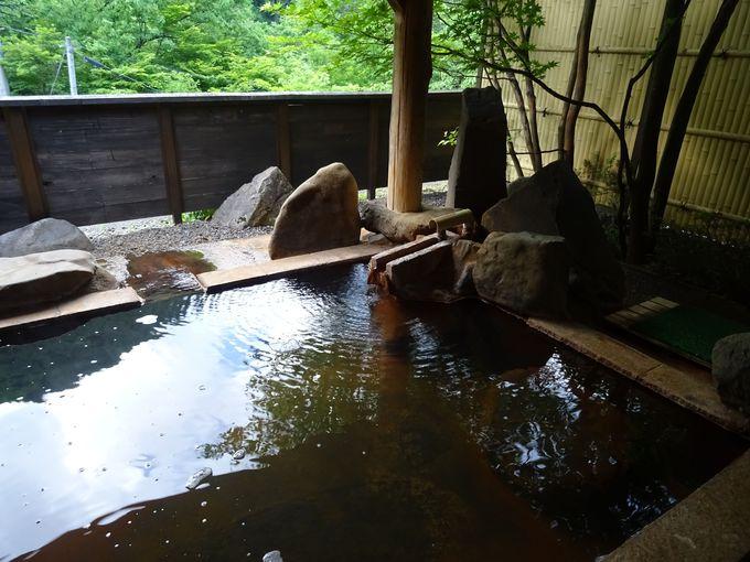 タカ見の後は、温泉でほっこり