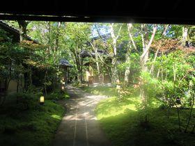 """客室わずか8部屋の黒川温泉""""お宿 野の花""""は全室天然温泉付き!"""