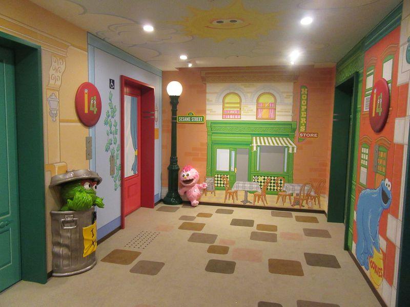 ホテル近鉄ユニバーサル・シティでユニバーサル・スタジオ・ジャパンの世界感をいつまでも!
