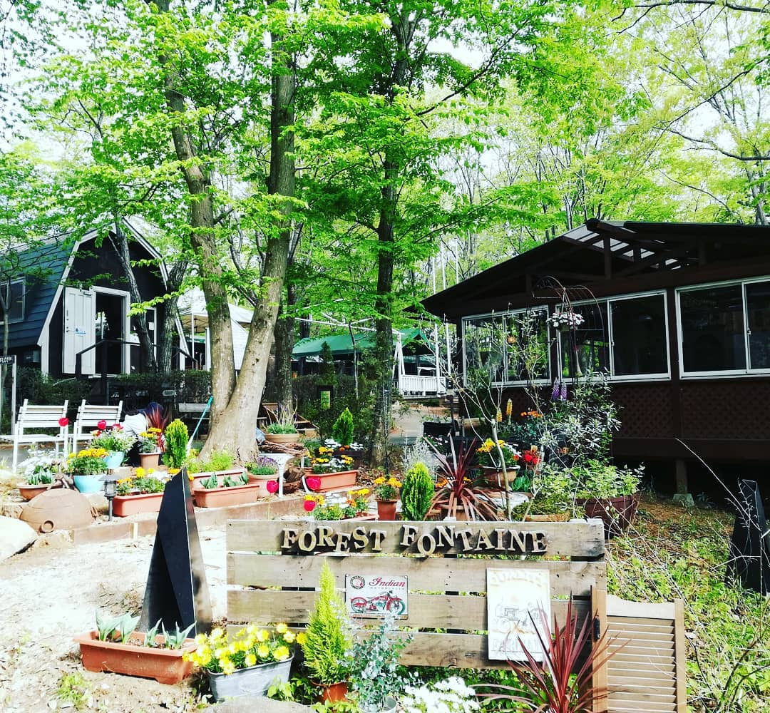 つくばのおしゃれキャンプ場「フォンテーヌの森」は初心者も安心!
