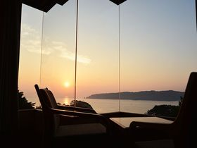 浄土の夜明けを部屋から堪能!岩手・宮古「浄土ヶ浜パークホテル」