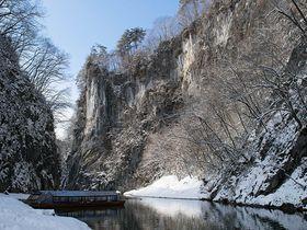 猊鼻渓の舟下りで渓谷美を満喫しよう!一関観光スポット5選