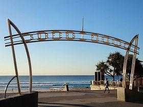ゴールドコースト「サーファーズパラダイス」一年中楽しめる最高のビーチリゾート