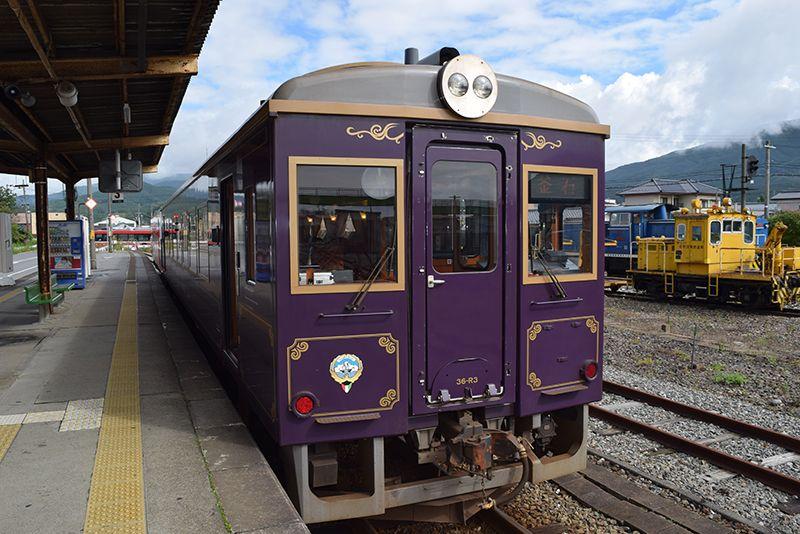 5.ランチ&スイーツ列車