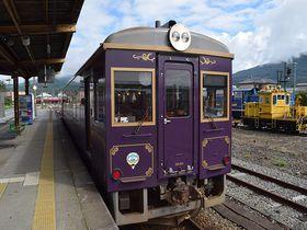 レトロ列車でスイーツに鮑!?三陸鉄道「ランチ&スイーツ列車」でグルメ満喫の旅
