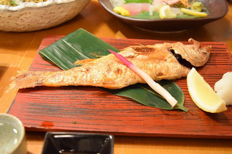 新潟駅徒歩1分「ラマダホテル新潟」でノドグロと銘酒で至福の一夜!
