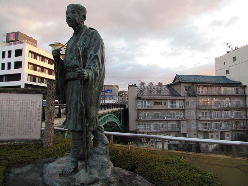 松尾芭蕉や与謝野晶子も訪れた飯坂温泉