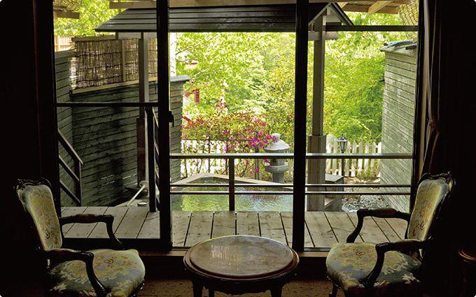 秋保温泉「華乃湯」で最高に露天風呂を楽しむ方法