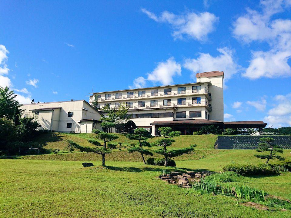 「平泉」と「栗駒山」観光に最適のロケーション