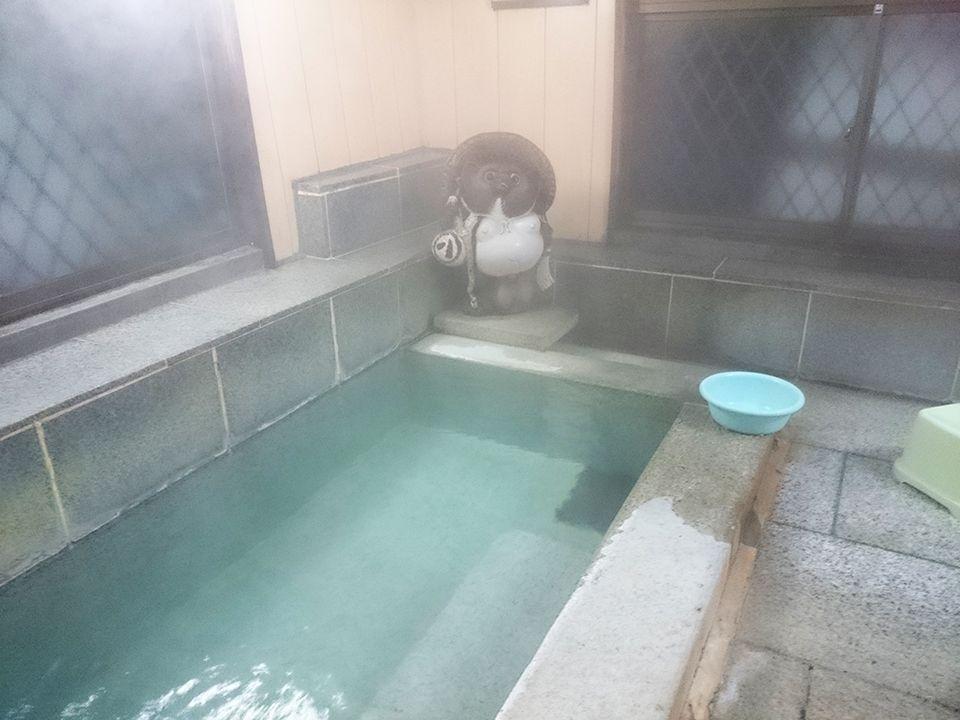 田島屋旅館の温泉は徳川家お墨付き!
