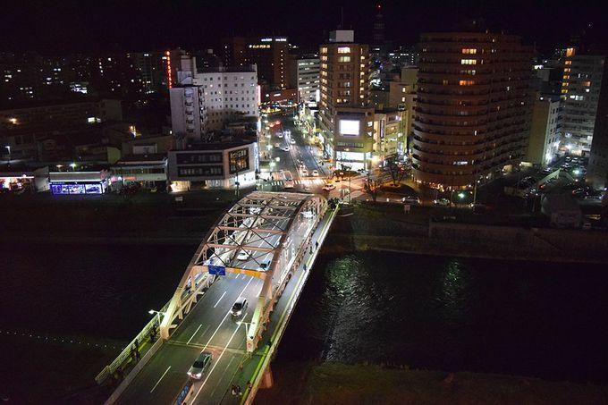 「開運橋」に最も近いホテル