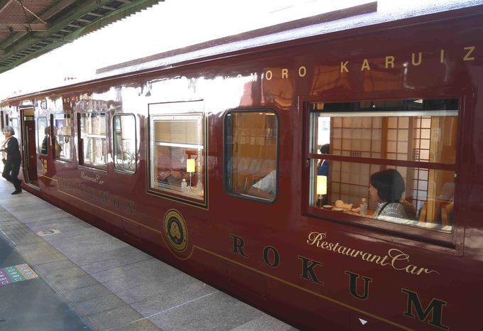 旅は終盤。長野へと向かうが夜行列車の体験も用意されている!