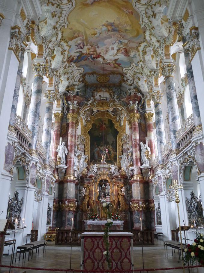 10.ヴィース教会/バイエルン州