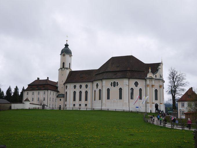 8.ヴィース教会(フュッセン近郊)