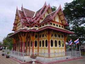 バンコクから3時間!タイの王宮リゾート「ホアヒン」での1日プラン